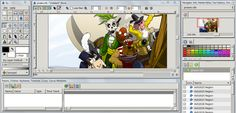 synfig. free 2D animation and cartoon software
