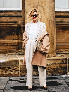 Stylish Women Over 50 and the Cool Clothes They Wear | Who What Wear UK