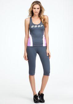Purple + Gray web exclusive bebe sport collection