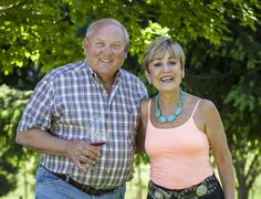 Love of the earth and good wine, plus entrepreneurial spirit are what brings Bill and Sheila Blakeslee's wines to life.