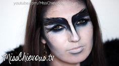 DIY Halloween Makeup : DIY Halloween The Crow