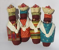 HAND-MADE by Apparent Project Haitian Artisans No two dolls are exactly alike! They are similar, but unique. Fun Crafts, Arts And Crafts, Amazing Crafts, Girl Dolls, Rag Dolls, Sunday Worship, Haitian Art, Gift Store, Blessing