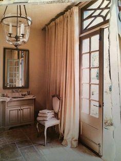 Great window in a bath