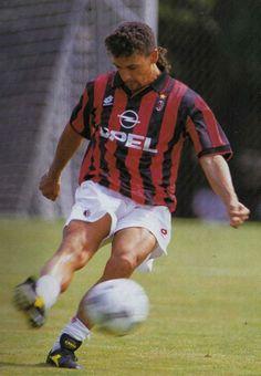Roberto Baggio (AC Milan)