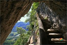 Santuario della Madonna della Corona - Lago di Garda - Verona ~ Italy Travel Web
