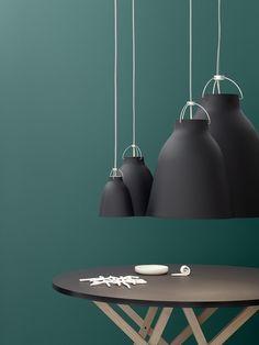 New H ngeleuchte Lightyears Caravaggio Black Matt ist eine neue Variante der bereits etablierten Caravaggio Leuchten H ngeleuchten online kaufen bei Designort
