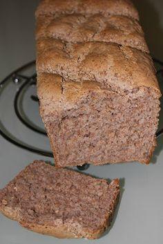 Pan de espelta integral, trigo integral y centeno integral