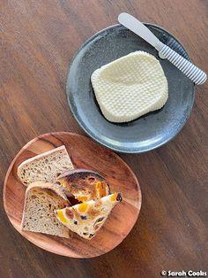 Sarah Cooks: Squacquerone Cheesecake German Cheesecake, Cheesecake Recipes, Mushroom Pizza, Nigella, Melted Cheese, Pizza Recipes, Tray Bakes, Yummy Cakes