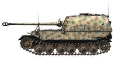 Germany - Elefant Tank Destroyer