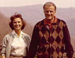 Dr. Billy and Ruth Graham