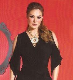 Galilea Montijo luce hermosa con collar Jenny Rabell. Compra accesorios Jenny  Rabell en http