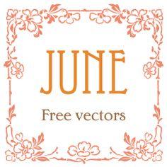 2650 Vintage Vectors Ornaments, Retro Graphics - Free Downloads | Vectorian