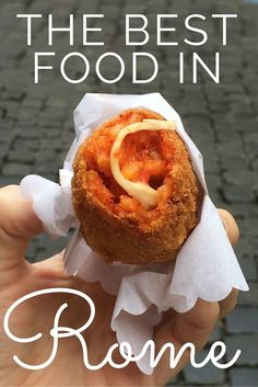 Where and what to eat in Rome! The best places to eat in rome off the beaten track in the Trastevere neighbourhood - you won't regret it!
