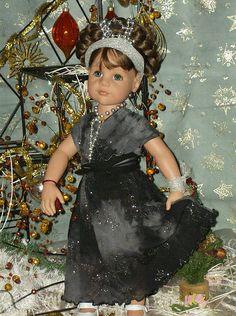 Gotz Dolls, Victorian, Happy, Collection, Dresses, Fashion, Vestidos, Puppets, Moda