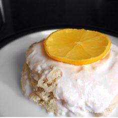 Ripped Recipes - Sweet Lemon Protein Mug Cake - Sweet Lemony Yummy Microwave Treat