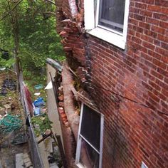 """This house comes with mature trees!!"""" thisoldhouse.com 