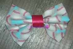 Fathers Day Bowtie,Baseball Bow Tie,Beisbol Bowtie,Red Satin Tie,Newborn Baby Boy,Girl Hair Clip,Birthday Bowtie,Spring,Ring Bearer,PCD0226