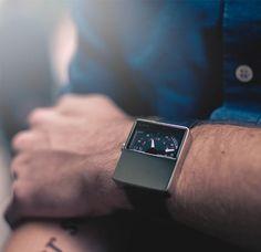 V02 Steel Watch - Void