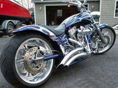 Photo of 2003 AMERICAN IRON HORSE SLAMMER  Motorcycle
