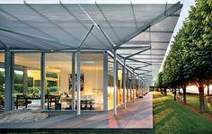 In the Garden : Architectural Digest
