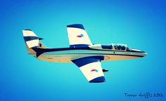 The Aero L-29 Delfín is a military jet trainer aircraft that became the standard jet trainer for the air forces of Warsaw Pact nations in the 1960s. It was Czechoslovakia's first locally designed and built jet aircraft.