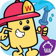 Wubbzy's Fire Engine Adventure, by Cupcake Digital Inc., is this week's Free Friday App from Barnes & Noble.
