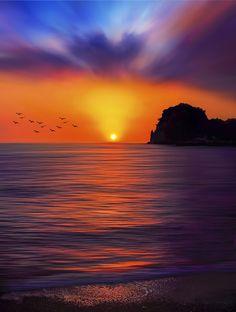 Ermines beach, Corfu Island, Greece   by Spiros Lioris on 500px