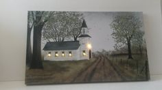 Check out this item in my Etsy shop https://www.etsy.com/listing/211832722/billy-jacobs-little-counrty-church-home