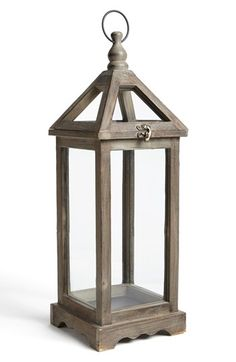 Fantastic Craft Wooden Lantern available at #Nordstrom