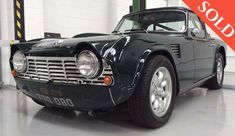 Tr 4, Classic, Car, Automobile, Vehicles, Classical Music, Cars