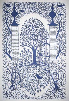 The Secret Garden by Ian Penny
