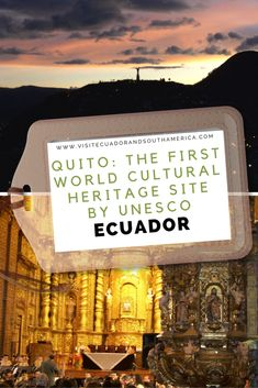 is the first city worldwide the to be named a World heritage site by UNESCO
