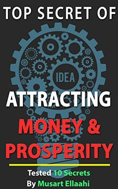 Top Secret of Attracting Money and Prosperity