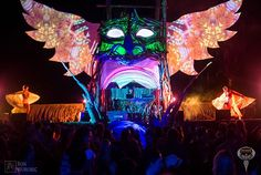 Envision Festival, Costa Rica's version of Burning Man on the beach