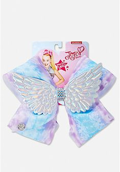 Angel Jojo Siwa Hair Bow