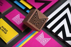 branding - colourful-design: jvnk: Mario Mlakar