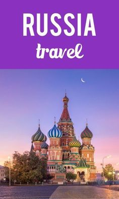 Need advice for travel in Russia? Check out our Russia travel page for information about this enormous country.