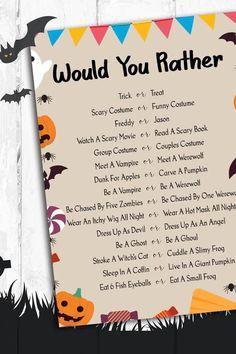 Halloween Emoji, Halloween Facts, Easy Halloween Decorations, Halloween Games For Kids, Easy Halloween Crafts, Halloween Food For Party, Halloween Birthday, Family Halloween, Holidays Halloween