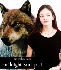 Save for Jacob and Renesmee! Click the hidden number for a huge surprise. Twilight Saga Midnight Sun, Jacob And Renesmee, Jacob Black, Teen Wolf, Movies And Tv Shows, Fans, Number, History, Music