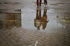 rotterdam | water | reflection | couple | love | romance | shoot | hanke arkenbout | photography | industrial | outdoor | engagement