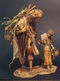 pastore con bambini