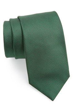 BOSS+HUGO+BOSS+Woven+Silk+Tie+available+at+#Nordstrom