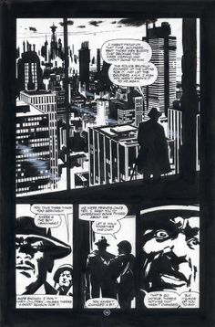 Challengers 11 p.16, All art by John Paul Leon-pencils and Bill Reinhold-inks, Written by Steven Grant