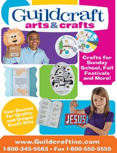 1000 images about crafts bible lessons on pinterest for Guildcraft arts and crafts