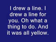 Coldplay - Yellow Lyrics. en D