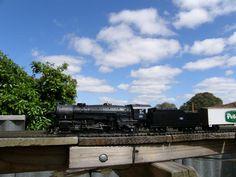 HO GARDEN RAILWAY - HO Scale / OO Scale - Model Railroad Forums - Freerails
