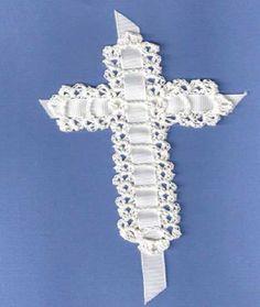 Crochet Cross Pattern Bookmark Cross Bible pdf by CrochetHooker, $5.99