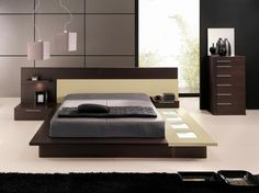 modern minimalist bedroom decorating ideas