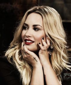 Demi Lovato- this a girl that has been through so much. I just live how she remains strong and humble throughout her career. She is amazing without a doubt:)