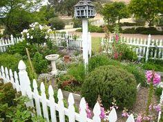 .I love Susan Branch garden by delia
